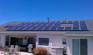 watts solar panels