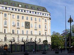 Former_Kreditbanken_Norrmalmstorg_Stockholm_Sweden
