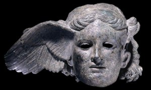 Hypnos, the Greek god of sleep, British Museum