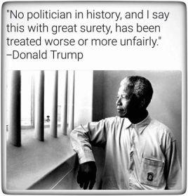 Mandela sad